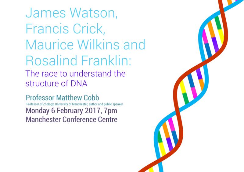 James Watson  Francis Crick  Maurice Wilkins And Rosalind
